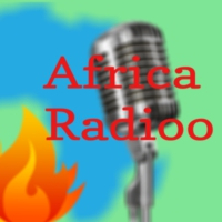 Logo of radio station Africa Works Together Radio