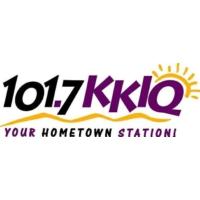 Logo de la radio 101.7 KKIQ