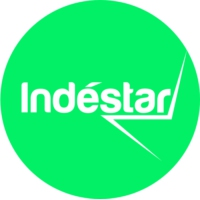Logo of radio station Indestar