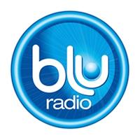 Logo de la radio Blu Radio - Barranquilla 100.1 FM