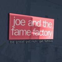 Logo of radio station joeandthefamefactory