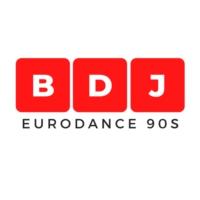 Logo de la radio BDJ Eurodance 90s