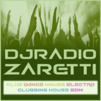 Logo de la radio DJ Radio Zaretti