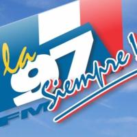 Logo of radio station Fm La 97 Siempre!