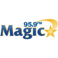 Logo of radio station WWIN-FM Magic 95.9