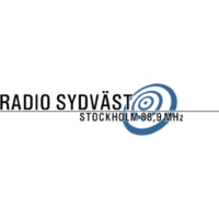 Logo of radio station Radio Sydväst 88.9