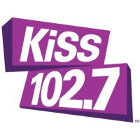 Logo of radio station WLYK KiSS 102.7
