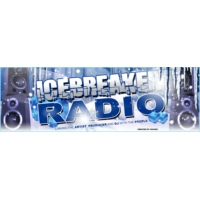 Logo of radio station Icebreaker Radio