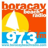 Logo de la radio Boracay Beach Radio