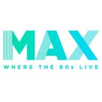 Logo de la radio Max Digital Radio