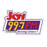 Logo de la radio Joy 99.7 FM