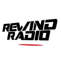 Logo of radio station REWIND RADIO 80's 90's