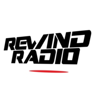Logo of radio station REWIND RADIO 80's 90's