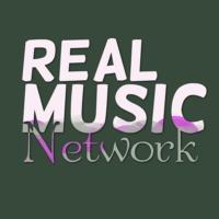 Logo of radio station Real Music Network