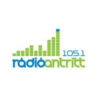 Logo of radio station Rádió Antritt