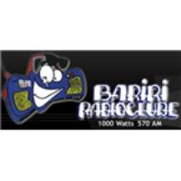 Logo de la radio Bariri Radio Clube 570 AM