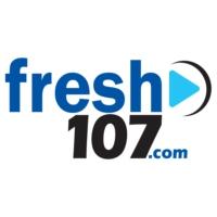 Logo of radio station Fresh 107 KACF