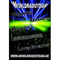 Logo of radio station Worldradioteam