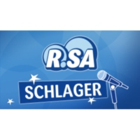 Logo of radio station R.SA Schlager