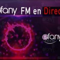 Logo of radio station Efany.fm