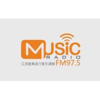 Logo of radio station 江苏经典流行音乐广播 FM97.5 - Jiangsu Classic Pop Music