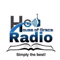 Logo de la radio House of Grace Radio