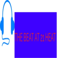 Logo de la radio THE BEAT AT 21 HEAT