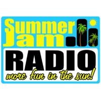 Logo of radio station SummerJam Radio