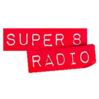 Logo of radio station Super 8 Radio