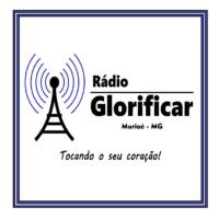 Logo of radio station Rádio Glorificar