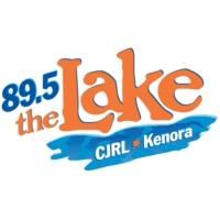 Logo de la radio 89.5 The Lake