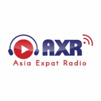 Logo of radio station AXR Manila