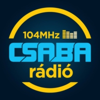 Logo of radio station Csaba Radio 103.3 FM