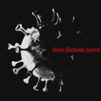 Logo de la radio Grand Pandemic Funeral