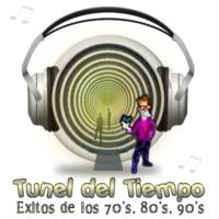 Logo de la radio TUNEL DEL TIEMPO