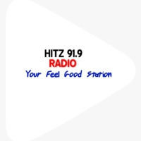 Logo of radio station HITZ 91.9