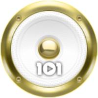 Logo de la radio 101.ru - Michael Jackson