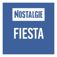 Logo de la radio Nostalgie Fiesta