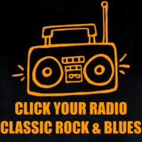 Logo of radio station Click Your Radio Classic Rock & Blues