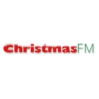 Logo of radio station Christmas FM