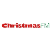 Logo of radio station Christmas FM