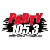 Logo de la radio WPTY Party 105