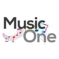 Logo of radio station Music One Ireland