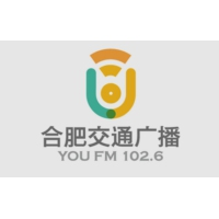 Logo de la radio 合肥交通广播 FM102.6