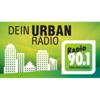 Logo of radio station Radio 90.1 – Dein Urban Radio