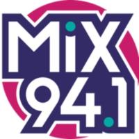 Logo de la radio KMXB Mix 94.1 FM