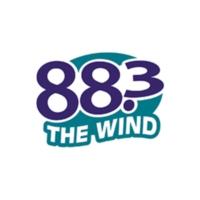 Logo de la radio KWND 88.3 The Wind