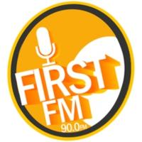 Logo of radio station Kibris FM