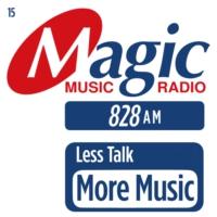 Logo de la radio Magic 828