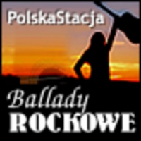 Logo de la radio PolskaStacja - Ballady Rockowe